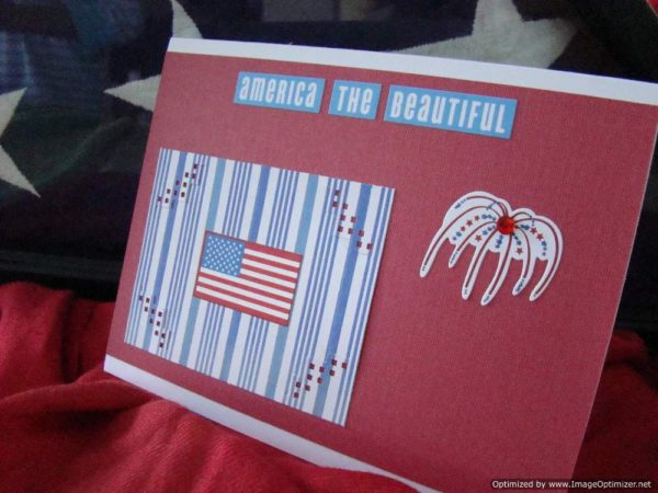 Holidays Fourth Of July America The Beautiful