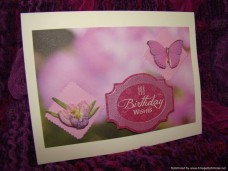 Birthdays Female Lavender Birthday Wishes