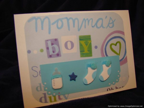 Occassions Baby Mommas Boy