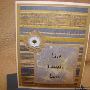 Sentiments Love Live Laugh love