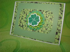 Holiday St. Patrick's Day Good Luck