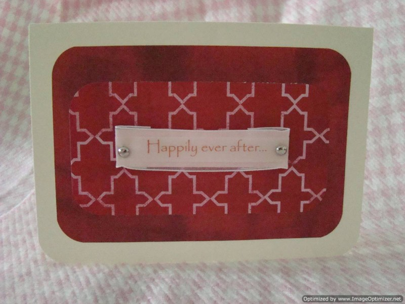 Occasions Wedding Happily Ever After