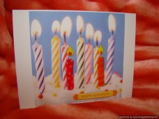 Birthdays Kids Happy Birthday Candles