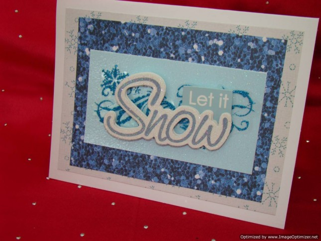 Holidays Christmas Let It Snow