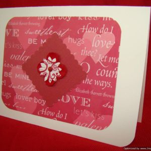 Holidays Valentines Day Flowered Words Of Love